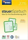 WISO steuer:Sparbuch 2016 [PC Download] - Buhl Data