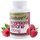Nature+ Raspberry Ketone plus African Mango & Green Tea Slimming | Diet | Weight loss Pills (90 x 200mg Capsules)by Epic