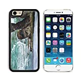 MSD Premium Apple iPhone 6 iPhone 6S Aluminum Backplate Bumper Snap Case Beach of the Cathedrals in Ribadeo Galicia Spain IMAGE 34059627