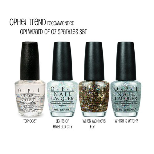 OPI Oz the Great and Powerful ...