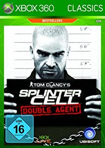 Tom Clancy's Splinter Cell: Double Agent [Xbox Classics Bestsellers]