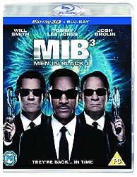 Men in Black III (Blu-ray 3D + UV Copy) [2012][Region B/C]