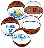 **OVER-RUN MINI AUTO BASKETBALL SPECIAL** Anaconda Sports® The Rock® Mini Auto Basketball