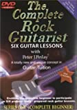 The Complete Rock Guitarist Six Lesson DVD Series One Complete Beginner Electric Guitar