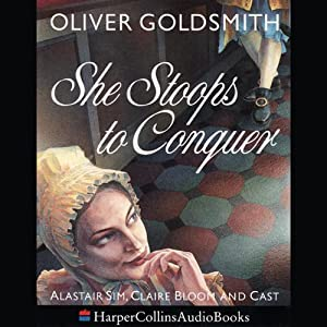 She Stoops to Conquer Audiobook