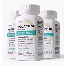 Aquadrene Water Retention &#8211; 60 Caps