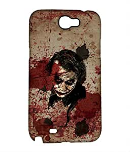Block Print Company Bloody Joker Phone Cover for Samsung Note 2