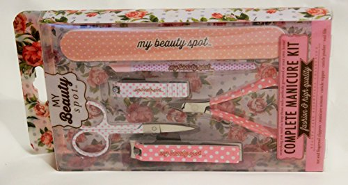 Complete Manicure Kit MY BEAUTY SPOT Fashion and High Quality