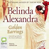 Golden Earrings | [Belinda Alexandra]