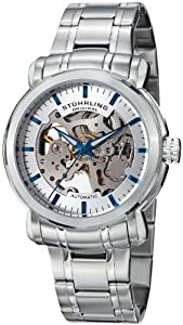 Stuhrling Original Men's 387.33112 Classic Delphi Antium Automatic Skeleton S...