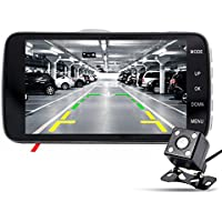 junsun Dash Cam Full HD 1080P Car Front Camera