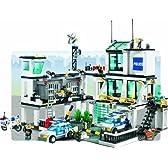 レゴ シティ 警察 警察署 7744