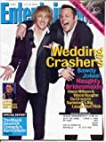 VINCE VAUGHN OWEN WILSON WEDDING CRASHERS ENTERTAINMENT WEEKLY JULY 2005!
