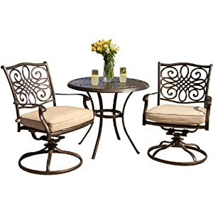 Amazoncom Hanover TRADITIONS3PCSW Traditions 3 Piece