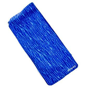 Columbia Men's Baddabing Scarf,Blue,One Size