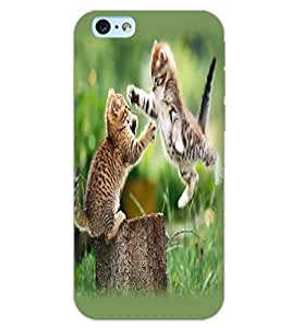 APPLE IPHONE 6 CUBS Back Cover by PRINTSWAG