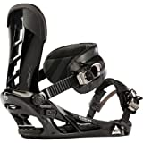 K2 Formula Snowboard Bindings, Black - Medium