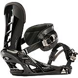 K2 Formula Snowboard Bindings, Black - Medium