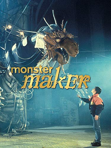 Monster Maker on Amazon Prime Video UK