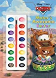 Mater's Awesome Easter (Disney/Pixar Cars) (Deluxe Paint Box Book)