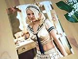 大きな写真、「エンジェル ウォーズ」楽屋のエミリー・ブラウニング