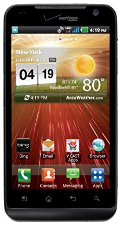 LG Revolution 4G Android Phone (Verizon Wireless)