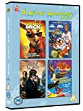 Kangaroo Jack/Thief Lord/Space Jam/Osmosis Jones [DVD]