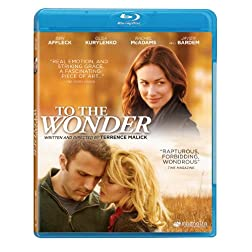 To the Wonder [Blu-ray]