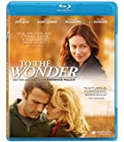To the Wonder [Blu-ray] [Import]