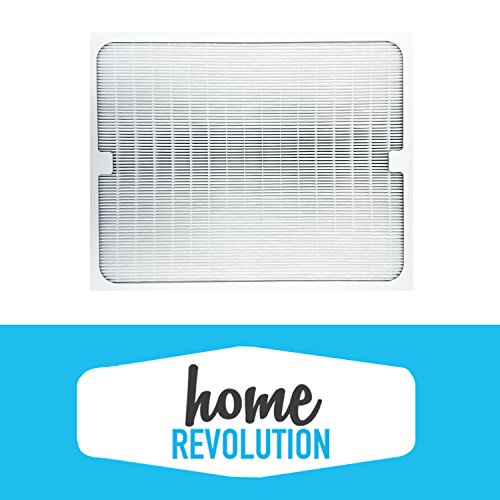 Blueair 200 and 300 Series Home Revolution Brand Air Purifier Filter; Replacement Made To Fit Blueair 200 and 300 Series Models; 201,210B, 203, 250E, 200PF and 201PF