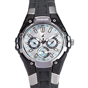 Fastrack Model No NA9335PP03 Men's Watch