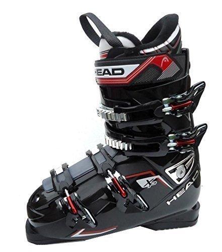 Herren Skischuhe Skistiefel Head XP black Schnallen 4 MP 27,5 etwa Gr 42,5 2014/15