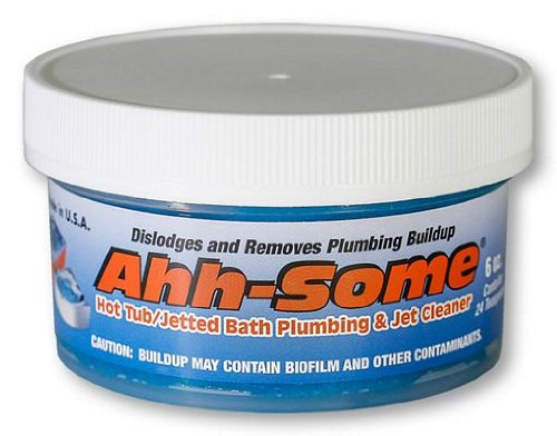 Ahh-Some Hot Tub/Jetted Bath Plumbing & Jet Cleaner (6 Oz.)