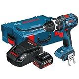 Bosch GSB 18V Li 4.0Ah Combi Drill Driver in L Box