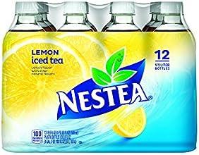 Nestea Iced Tea Lemon 169-ounce plastic bottles Pack of 12