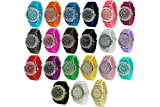 Wholesale Lot of 12 Geneva Platinum Womens 6886