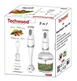 TECHWOOD Stabmixer 3 in 1