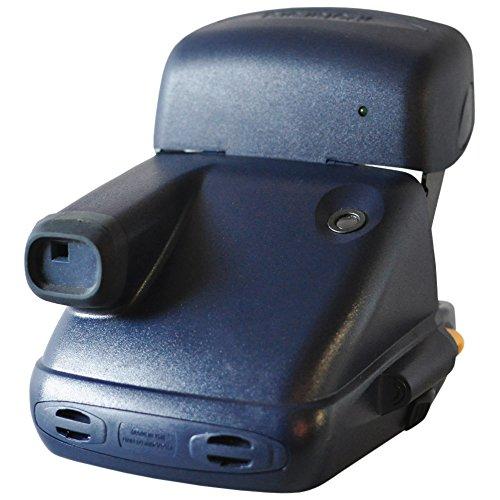 Polaroid 600 Round Instant Film Camera (Blue) (Certified Refurbished) 1