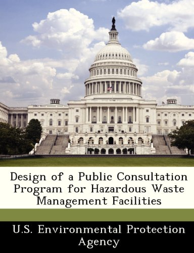 Design of a Public Consultation Program for Hazardous Waste Management Facilities
