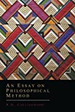 img - for An Essay on Philosophical Method book / textbook / text book