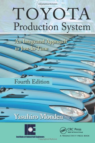 Toyota Production System: An Integrated Approach to Just-In-Time, 4th Edition (Toyota Production compare prices)