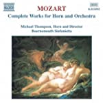 Mozart: Complete Works for Horn & Orc...
