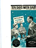 img - for Ten Days with Baby (Stars on Cover, From,