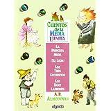 Cuentos de la media lunita volumen 2: Volumen II (del 5 al 8) (Media Lunita Cartone)