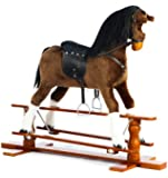 "The 1 for U Very Large Rocking Horse ""Champion"""