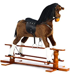 The 1 for U Very Large Rocking Horse