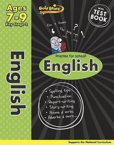Gold Stars KS2 English Workbook Age 7-9 (Gold Stars Ks2 Workbooks)