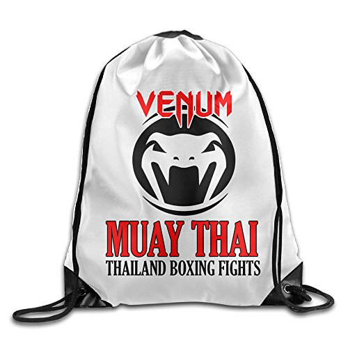 canace-venum-logo-muay-thai-sport-all-aperto-coulisse-borse-zaino-white-taglia-unica