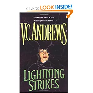 Lightning Strikes (Hudson Family, Book 2) V.C. Andrews
