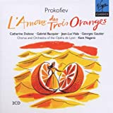 Prokofiev: L&#39;Amour des Trois Oranges &#40;Love For Three Oranges&#41; &#45; Catherine Dubosc, Jean&#45;Luc Viala, Kent Nagano, National Opera Orchestra &amp; Chorus, Lyon